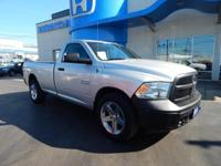 New Price! Silver 2014 Ram 1500 Tradesman 4WD 8-Speed
