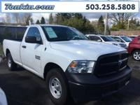 WOW!!! Check out this. 2014 Ram 1500 Tradesman Bright