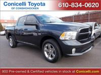 PREMIUM & KEY FEATURES ON THIS 2014 Ram 1500 include,