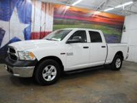 Purchase this bright white 2014 Ram 1500 Tradesman Crew
