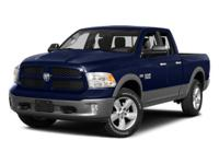 Scores 23 Highway MPG and 16 City MPG! This RAM 1500