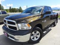 Options:  2014 Ram 1500 Tradesman|Brown|6
