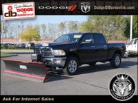 Options:  2014 Ram 2500 Big Horn|Black Clearcoat/Diesel