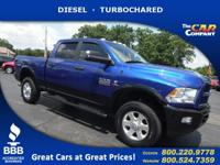 Used 2014 Ram 2500, DESIRABLE FEATURES: a TRAILER / TOW