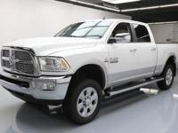 2014 Dodge Ram 2500 with 6.7L Diesel I6 Engine,Leather
