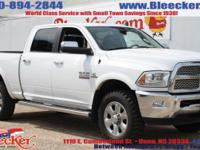 This Ram 2500 delivers a Intercooled Turbo Diesel I-6