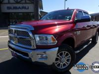 Options:  2014 Ram 2500 Laramie|10 Speakers|Am/Fm