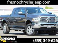 CARFAX One-Owner. Clean CARFAX. Gray 2014 Ram 2500