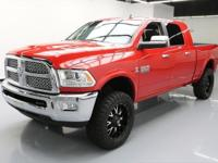 2014 Dodge Ram 2500 with 6.7L Turbocharged Diesel I6