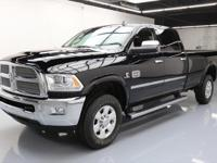 This awesome 2014 Dodge Ram 2500 4x4 Diesel comes