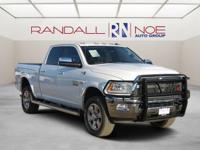 Dodge Certified. Welcome to Randall Noe Chrysler Dodge
