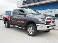 CARFAX One-Owner. 2014 Ram 2500 Power Wagon 4WD 6-Speed
