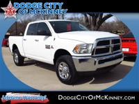 Take command of the road in the 2014 Ram 2500! It just