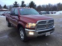 Options:  2014 Ram 2500 Truck Slt|Local Trade|One
