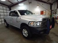 2014 Ram 2500 SLT Bright Silver Metallic Clearcoat 2014