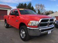Recent Arrival! This 2014 Dodge Ram 2500 Tradesman in
