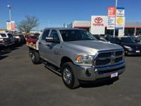 Check out this reliable 2014 Ram 2500 Tradesman.
