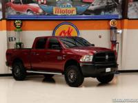 This 2014 Ram 2500 Tradesman is in great shape with