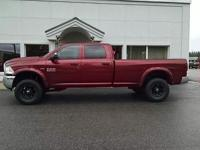 4WD. Crew Cab! Red Hot! Are you still driving around
