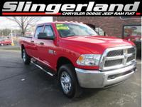 Options:  2014 Ram 2500 Tradesman|One Owner*|Local