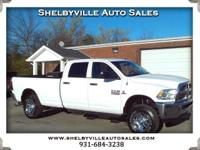 Options:  2014 Ram 2500 Clean Truck!! 4Wd One Owner