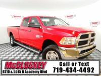 Own the job in this 2014 Ram 2500 Long Bed with the