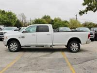 Be the first to drive this BRAND NEW 2014 Ram 3500