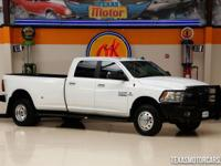 This Carfax 1-Owner 2014 Ram 3500 Big Horn is in great
