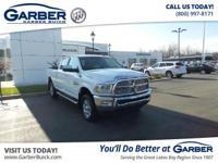 2014 RAM 3500 Laramie! Featuring a 6.7L 6 cyls, Diesel