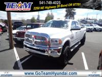 LONG BED DIESEL IS HERE!!! LARAMIE PACKAGE!!!