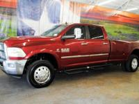 Purchase this amazing 2014 Ram 3500 Laramie Mega Cab