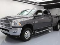 This awesome 2014 Dodge Ram 3500 4x4 Diesel comes