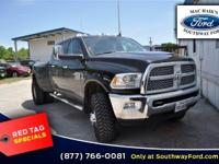 Elegantly expressive, this 2014 Ram 3500 turns even the