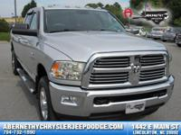 Options:  2014 Ram 3500 Slt|New Price! Certified.