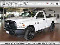 Options:  2014 Ram 3500 Tradesman 2Wd 140Wb|Low Miles;