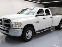 This awesome 2014 Dodge Ram 3500 Diesel comes loaded
