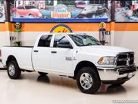 2014 Ram 3500 Tradesman 4x4  Super clean, one owner,