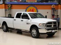 This Carfax 1-Owner 2014 Ram 3500 Tradesman features