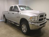 This good-looking 2014 Ram 3500 is the one-owner truck