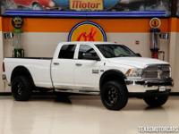 This Carfax 1-Owner 2014 Ram 3500 Tradesman is in great