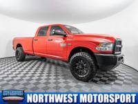 Clean Carfax Two Owner 4x4 Truck with Premium Wheels!