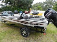 2014 Ranger RT-178 Aluminum Bass Boat with four stroke