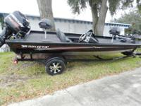 2014 Ranger RT-188c with a Mercury 115 HP Pro-XS and