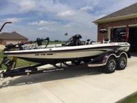 IF YOU ARE LOOKING FOR THE PERFECT BASS BOAT IN PERFECT