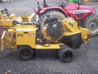 Mills Stump Cutters & & Grinders 3545 PSN. 2014 Rayco