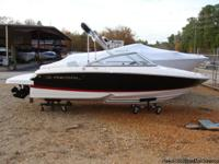 "2014 Regal 1900 Black Specifications LOA 19'10"" Beam"
