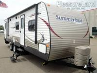 Hi, Jesse here from PleasureLand RV in Willmar MN. I