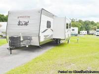 2013 RIVERSIDE TRAVEL TRAILER, 27 RBSK Come and See