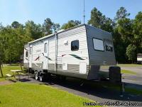 2013 RIVERSIDE TRAVEL TRAILER, 32 FKS Come and See this