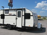 2014 Riverside Recreational Vehicle WHITE WATER RETRO